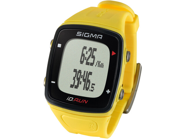 SIGMA SPORT ID.Run Sport Watch yellow